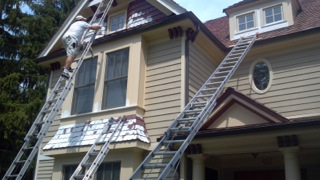 Long Grove Exterior Painting