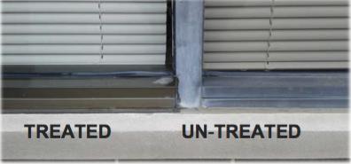 re-vitalize your aluminum clad surfaces