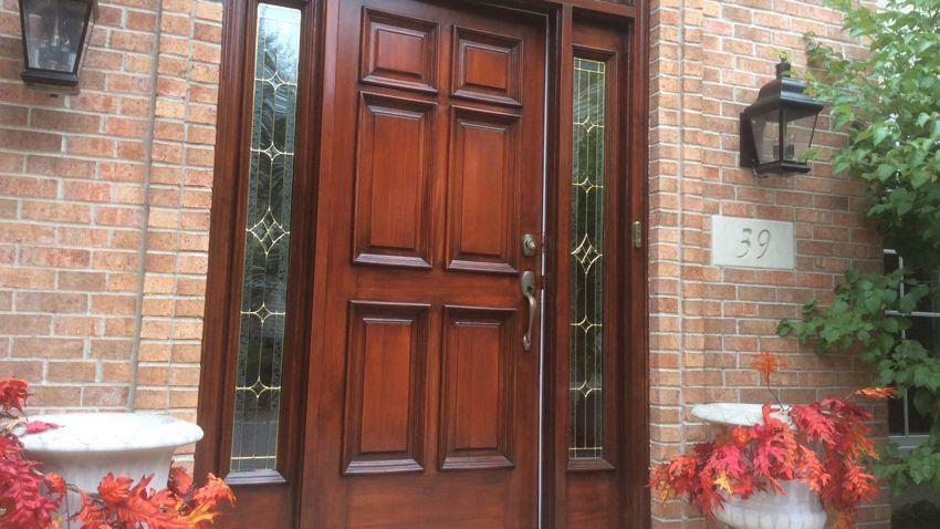 front door - Eriks Painting