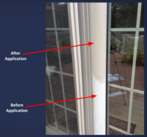Cost effective solution to protect Patio Doors